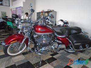 Harley Davidson Road king 2004 / 2004 Vermelho Gasolina