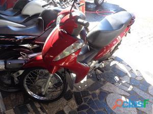 Honda Biz 125 es 2012 / 2013 Vermelho Gasolina