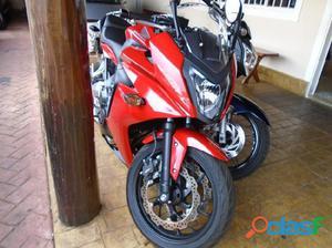 Honda CBR 650 F 2015 / 2015 Vermelho Gasolina