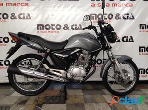 Honda Cg 150 fan esdi 2011 / 2011 Cinza Flex