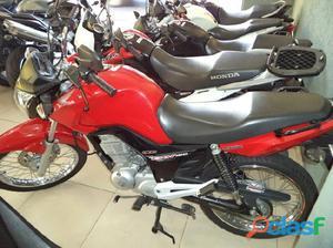 Honda Cg 150 fan esdi 2015 / 2015 Vermelho Flex