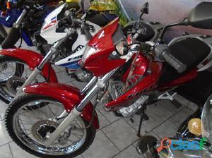 Honda Nx4 falcon 400 2012 / 2012 Vermelho Gasolina