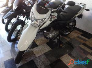 Honda Nxr 160 bros esdd 2015 / 2015 Branco Gasolina