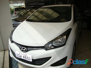 Hyundai HB20 Comfort Plus 1.0 2013 / 2014 Branco Flex 4P