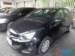 Hyundai HB20S Comfort Plus 1.0 2013 / 2014 Preto Flex 4P