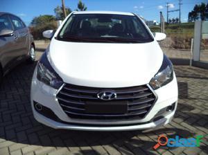 Hyundai HB20S Comfort Style 1.6 2016 / 2017 Branco Flex 4P
