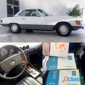 Mercedes Benz SL500 5.0/Classic 5.0 1979 / 1979 Branco