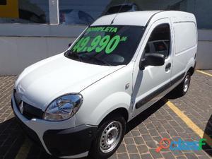 Renault Kangoo Expression RL 1.6 2015 / 2016 Branco Flex 3P