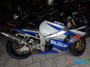 Suzuki GSX-R 1000 2003 / 2003 Branco Gasolina