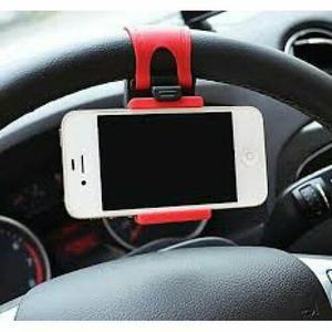 Vendemos suporte de smartphone para volante de carro,