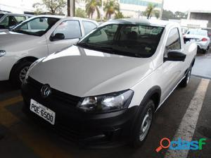 VolksWagen Saveiro 1.6 2015 / 2016 Branco Flex 2P Manual