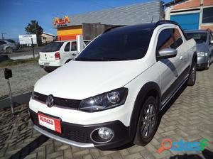 VolksWagen Saveiro Cross 1.6 2015 / 2016 Branco Flex 2P