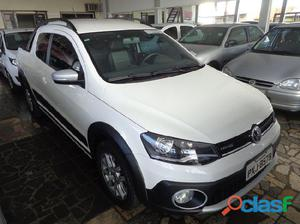 VolksWagen Saveiro Cross 1.6 2016 / 2016 Branco Flex 2P
