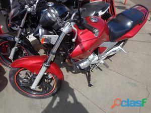 Yamaha Ys 250 fazer 2007 / 2007 Vermelho Gasolina