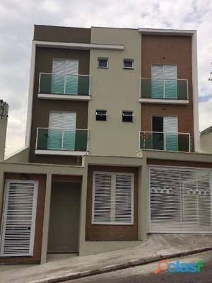 Apartamento Sem Condomínio 2 Dormitórios 53 m² em Santo