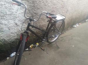 Bicicleta Poti cor preta