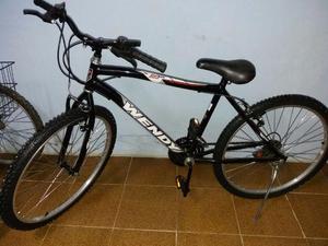 Bicicleta Wendy Carbon Steel aro 26