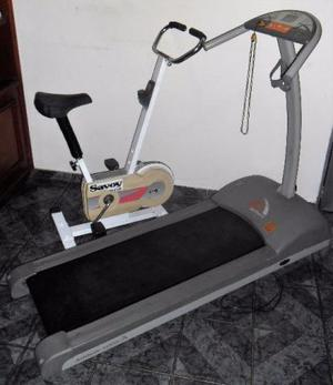 Esteira Athletic Active 10 + Bike
