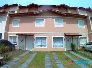 Lindo Sobrado 3 Dormitórios em Condomínio Fechado 117 m²,
