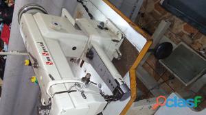 maquina costura reta de braço transporte triplo, sun