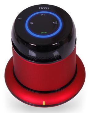 Caixa de som portátil Asimom Bluetooth