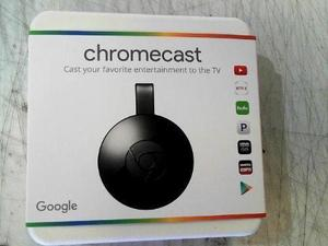 Novo Google Chromecast 2 Hdmi p Chrome Cast 2 Lacrado