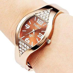 Relógio Bracelete Feminino Fashion
