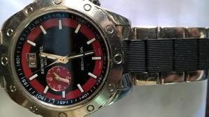 Relógio Raimund well modelo sport em aço