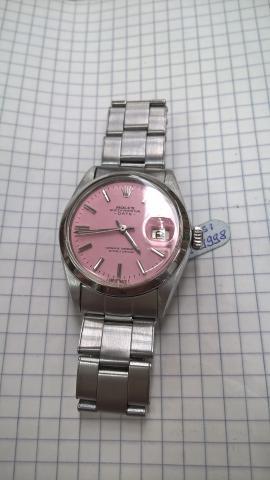 Relógio Rolex Modelo oyster  aço