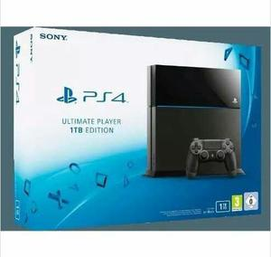 Ps4 Sony 1 Tera ! Pronta Entrega ! Modelo Cuh-b ! Play 4