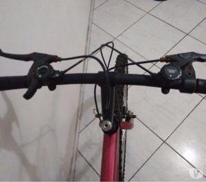 Vendo Bicicleta Mountain Bike Plus