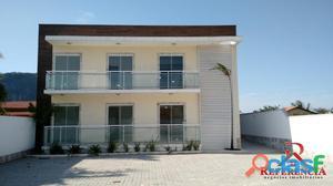 Apartamento térreo 2 quartos com varanda Itaipuaçu