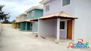 Casa 2 quartos condomínio Itaipuaçu. Próximo a praia