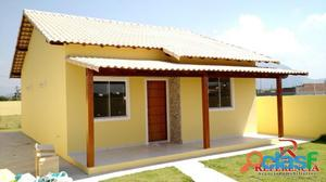 Casa 2 quartos e churrasqueira Itaipuaçu