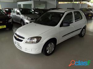 Chevrolet GM Celta LT 1.0 2015 / 2016 Branco Flex 4P Manual