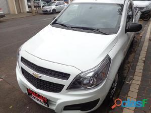 Chevrolet GM Montana LS 1.4 2013 / 2014 Branco Flex 2P