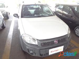 Fiat Strada Working 1.4 2014 / 2015 Branco Flex 2P Manual