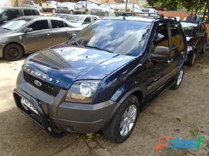 Ford EcoSport XL 1.6 2008 / 2008 Azul Flex 4P Manual