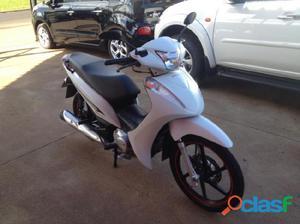 Honda Biz 125 Ex 2014 / 2015 Branco Flex