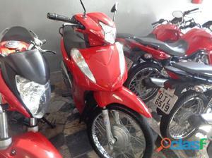 Honda Biz 125 es 2012 / 2012 Vermelho Gasolina