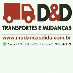 Mudanças e Transportes para todo o Brasil