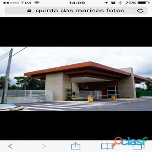 Vende-se Terreno Com 250m2 no Condominio Quinta das Marinas