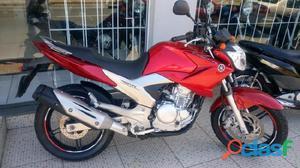 Yamaha Ys 250 fazer 2013 / 2013 Vermelho Gasolina