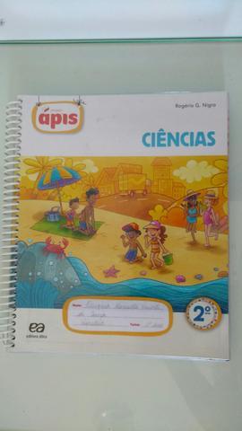 Ciências 2° ano - Projeto Ápis