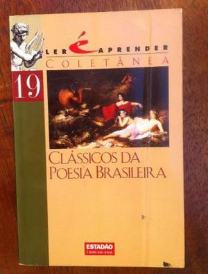 Clássicos Da Poesia Brasileira Coletâneas Poemas