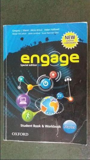 Engage Special Edition, Starter, Oxford, em ótimo estado