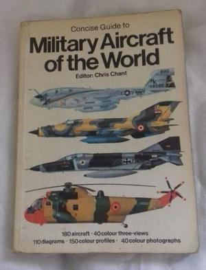 Livro Military Aircraft of the world