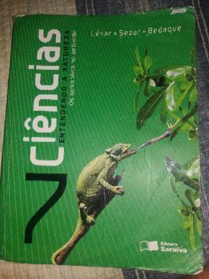 Livro de ciencias entendendo a natureza 7 ano