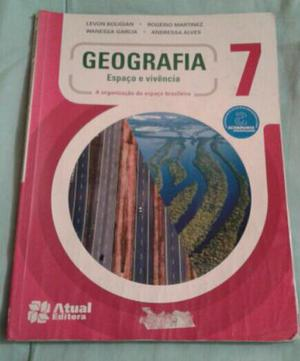 Livro de geografia 7° ano