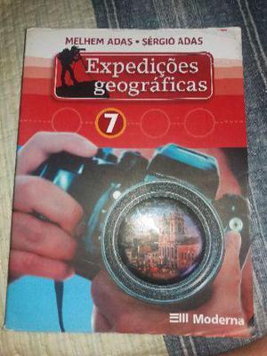 Livro de historia (expedições geograficas) 7ano
